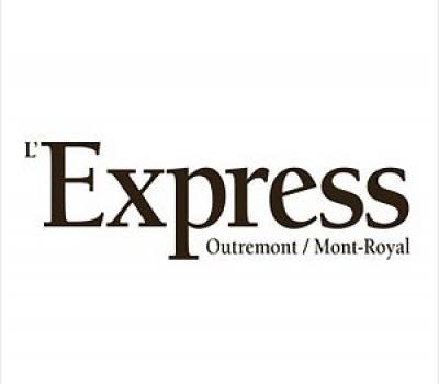 On parle de nous dans L'Express d'Outremont – «Début des travaux pour la Maison St‑Raphaël»