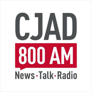 We're in the news on CJAD 800 – Interview with Natasha Hall