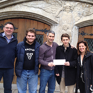 Vanguard School students raise funds for St. Raphael's