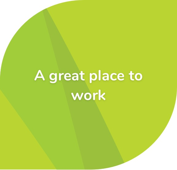 A great place to work - St. Raphael's