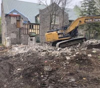 Mise à jour des activités de construction
