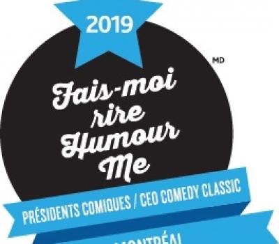 Un spectacle d'humour au bénéfice de la Maison St-Raphaël